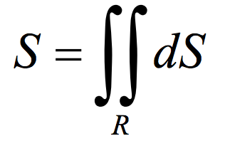 Integral de superficie