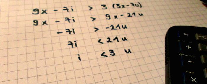 Calculadoras matemáticas