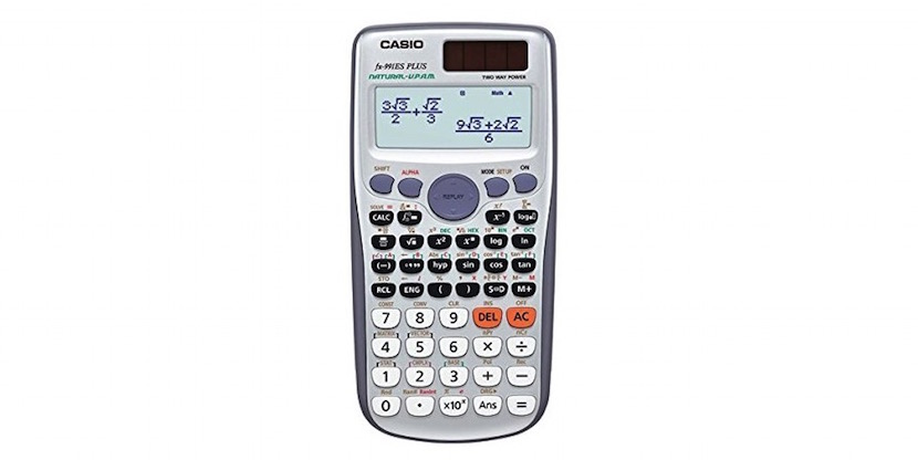 Calculadora Casio FX-991ES PLUS