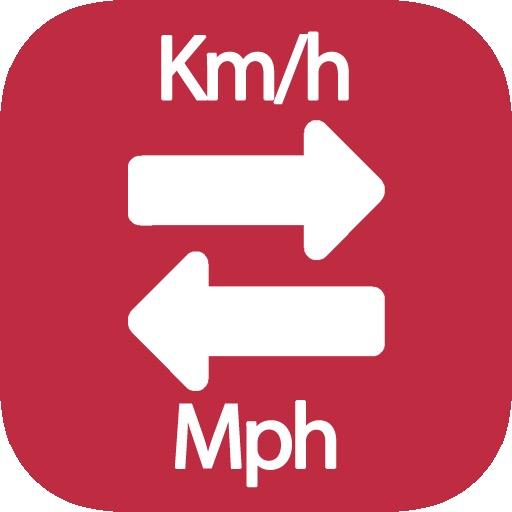 Pasar de kmh a mph