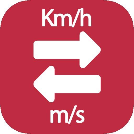 Conversor de Km/h a m/s