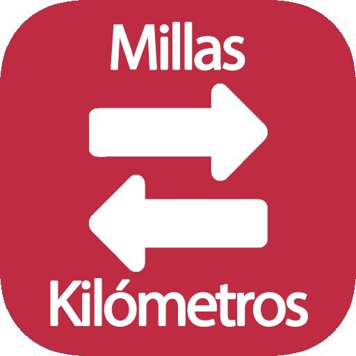 Conversión de millas a kilómetros