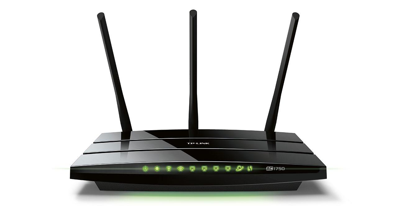 Router con IP estática