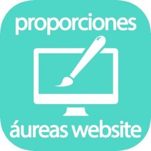Calculadora de proporciones áureas para web