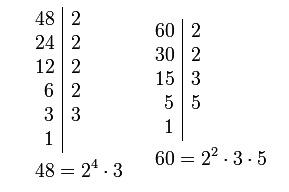 Calcular máximo común divisor
