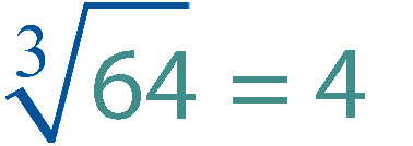 Raíz cúbica - CALCULA la raíz cúbica de un número online ∛