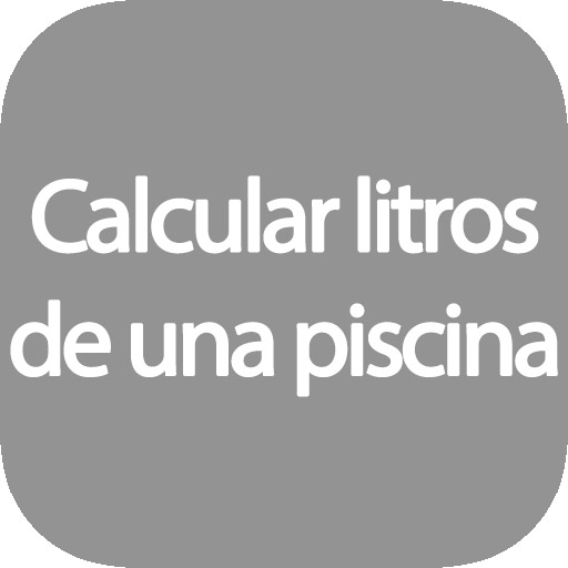 Calcular volumen piscina ovalada