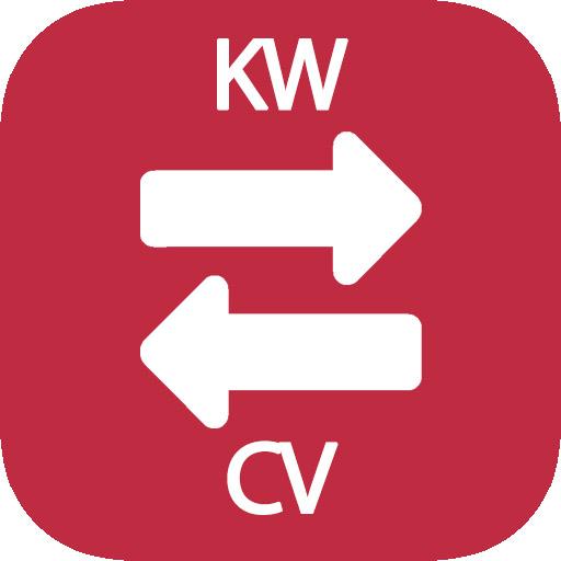 KW a CV