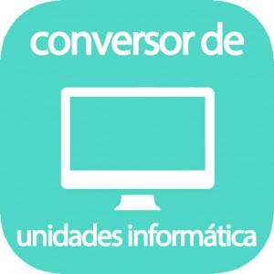 Conversor unidades de informática
