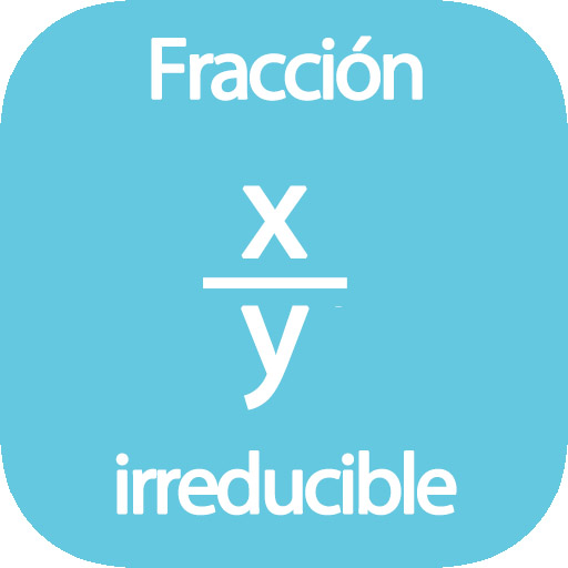 Calculadora de fracción irreducible