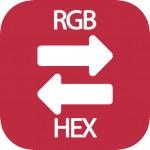 RGB a hexadecimal