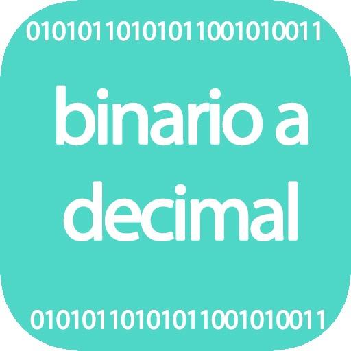 Calculadora de binario a decimal