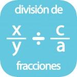 Dividir fracciones online