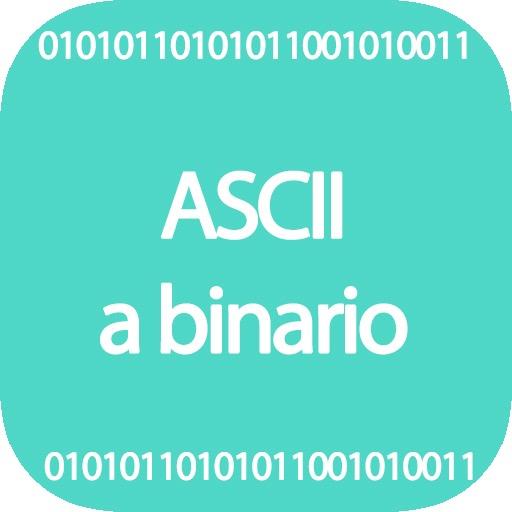 Conversor ASCII a binario
