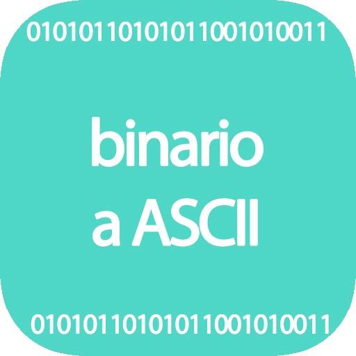 Conversor de binario a ASCII