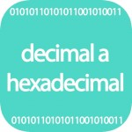 Conversor decimal a hexadecimal