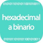 Conversor hexadecimal a binario