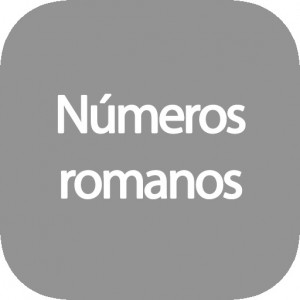 Conversor de números romanos