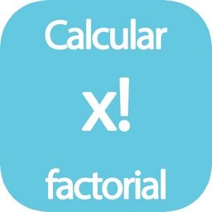 Calculadora de número factorial online