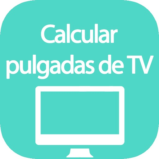 Calcular tamaño de TV