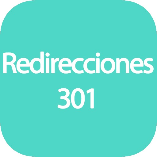 Generador de redirecciones web 301