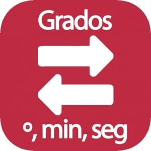 Grados a grados, minutos y segundos