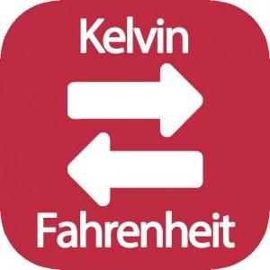 Kelvin a Fahrenheit