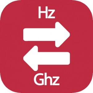 Hz a Ghz