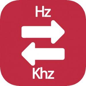 Hz a Khz