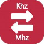Khz a Mhz