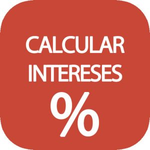 Calculadora de intereses online