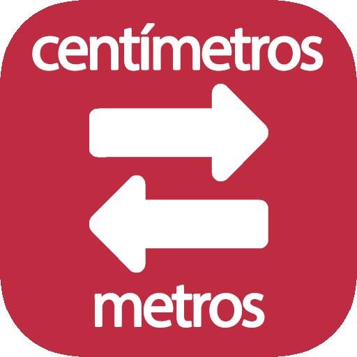 Centímetros a metros