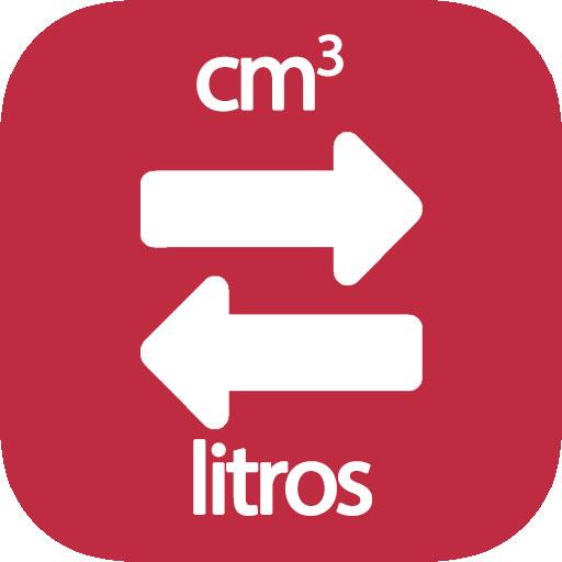 cm3 a litros