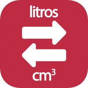 Litros a cm3