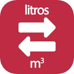 Litros a m3