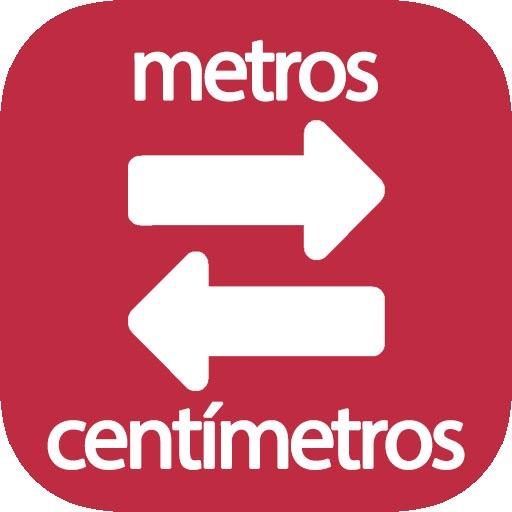 Metros a centímetros