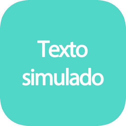 Generador de texto simulado con Lorem Ipsum