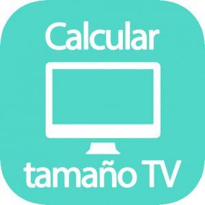 Calcular pulgadas de TV
