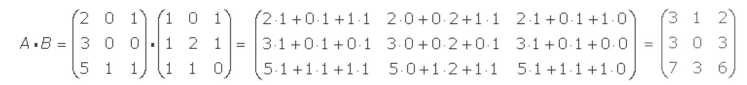 Ejemplo de multiplicación de fracciones 3x3