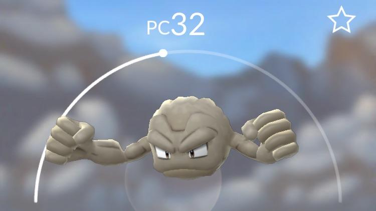 Poder de combate de un Pokemon