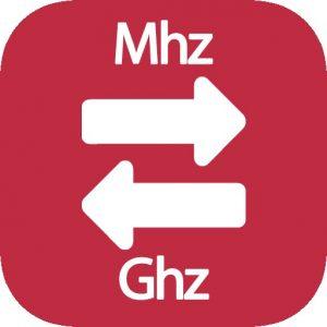 Mhz a Ghz