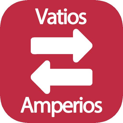 Vatios a Amperios