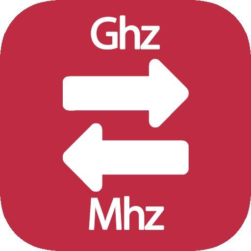 Ghz a Mhz