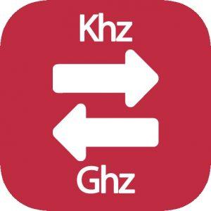 Khz a Ghz