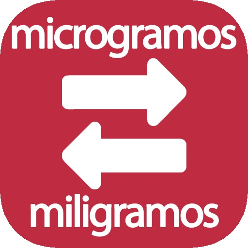Conversor de microgramos a miligramos → μg a mg online
