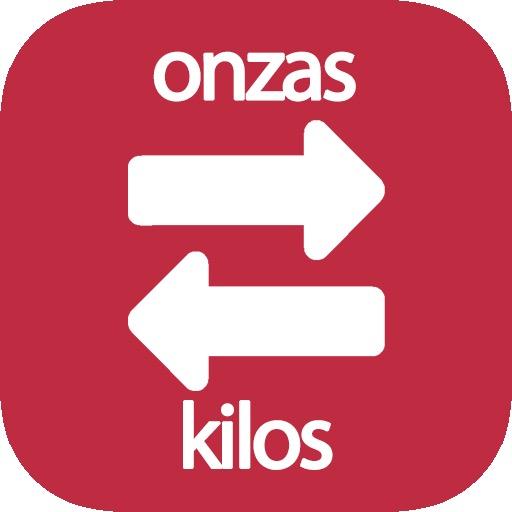 Onzas a Kilos