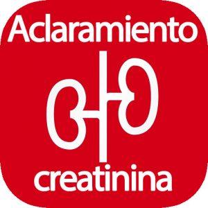 Calcular aclaramiento de creatinina