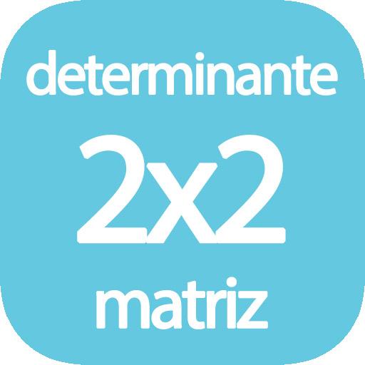 Determinante de matriz 2x2