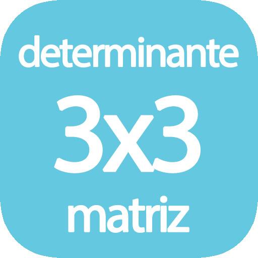 Determinante de matriz 3x3