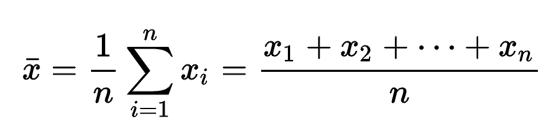 Calcula La Media Online De Varios Números X Calcular Promedio